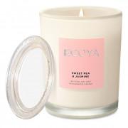 Ecoya Metro Jar Candle - Sweet Pea & Jasmine by Ecoya