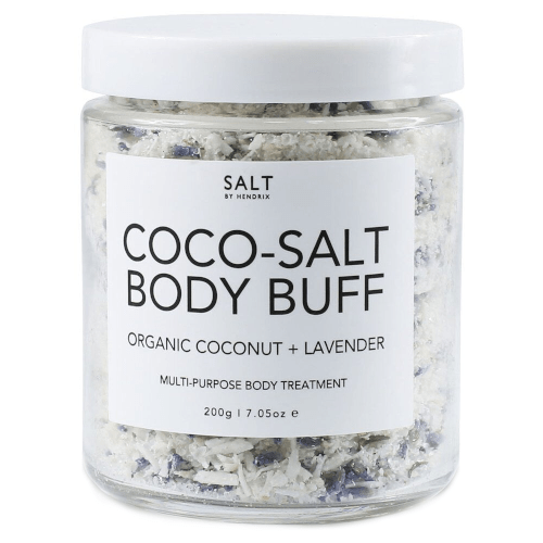 SALT BY HENDRIX Body Buff - Coco-Salt 200g by SALT BY HENDRIX