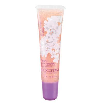 L'Occitane Plum Blossom Lip Gloss - discontinued by L'Occitane