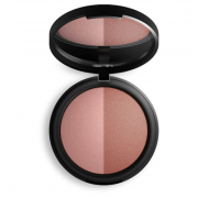 Inika Baked Blush Duo - Burnt Peach