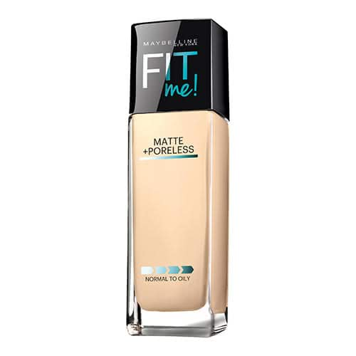 Maybelline Fit Me Matte & Poreless Foundation by Maybelline