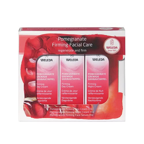 Weleda Pomegranate Firming Facial Care Starter Pack by Weleda