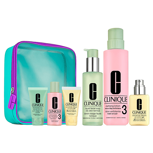 Clinique Great Skin Everywhere 3-Step Set III/IV Online Exclusive by Clinique