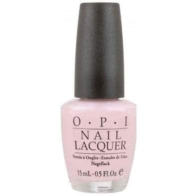 OPI Nail Lacquer - Altar Ego (Sheer with pink shimmer)