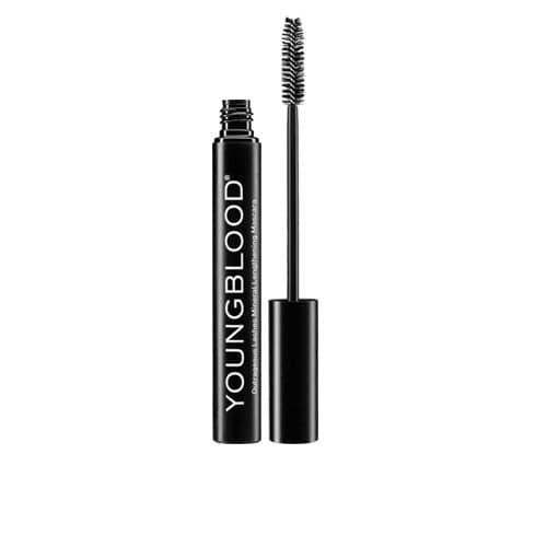 Youngblood Mineral Lengthening Mascara - Blackout by Youngblood Mineral Cosmetics color Blackout