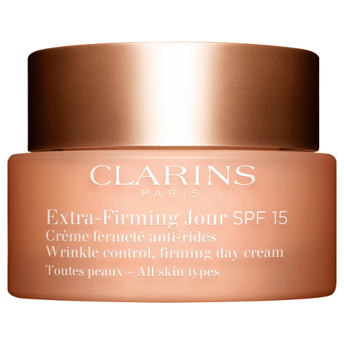 Clarins Extra-Firming Wrinkle Control Cream SPF15 For All Skin Types by Clarins