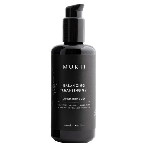 Mukti Organics Balancing Cleansing Gel 200ml by Mukti Organics