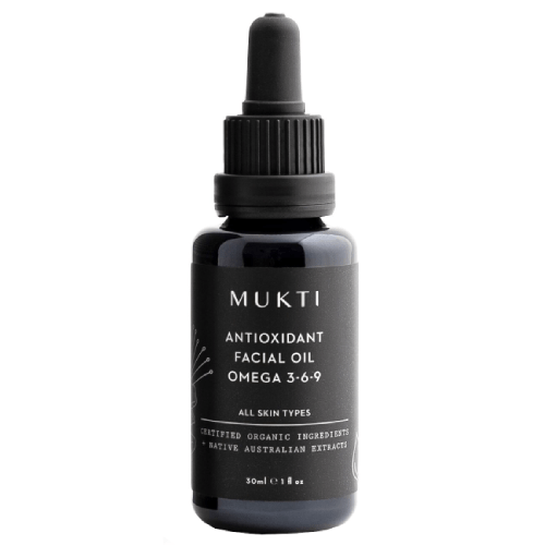 Mukti Organics Antioxidant Facial Oil Omega 3-6-9 30ml by Mukti Organics