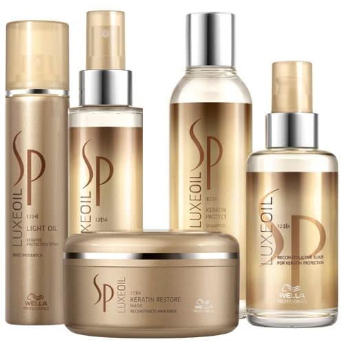 Wella SP Luxe Oil Collection by Wella System Professional