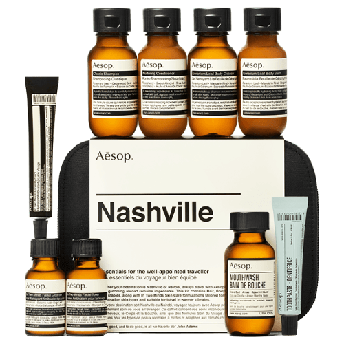 Aesop Nashville Travel Kit by Aesop