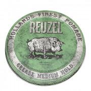 Reuzel Green Pig Pomade Grease - Medium Hold
