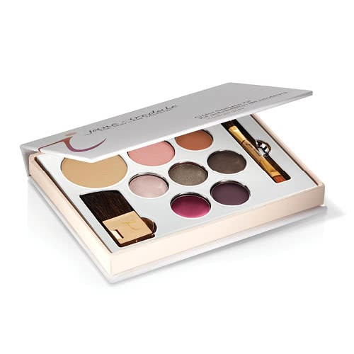 Jane Iredale Color Sample Kit: 8 pieces - Medium Dark  by jane iredale