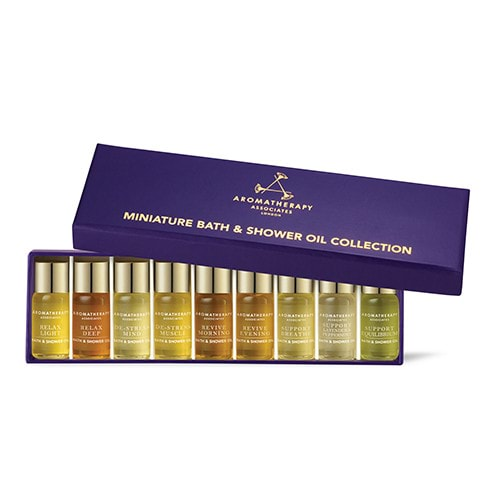Aromatherapy Associates Miniature Collection Bath And Shower Oils