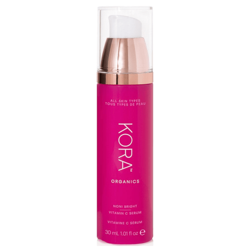 KORA Organics Noni Bright Vitamin C Serum 30ml