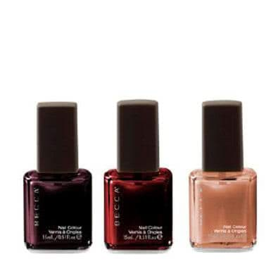 BECCA Balearic Love Nail Colour Collection