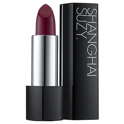 Shanghai Suzy Whipped Matte Lipstick - Miss Kitty Black Plum by Shanghai Suzy