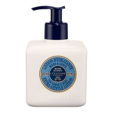 L'Occitane Shea Extra Gentle Lotion - Hand & Body by L Occitane