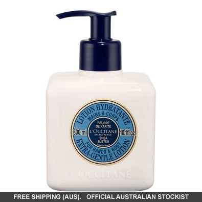 L'Occitane Shea Extra Gentle Lotion - Hand & Body by loccitane