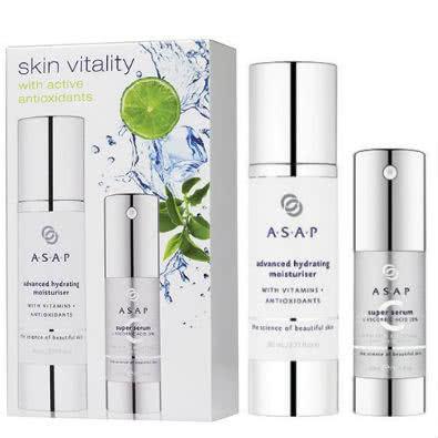 ASAP Skin Vitality Gift Set