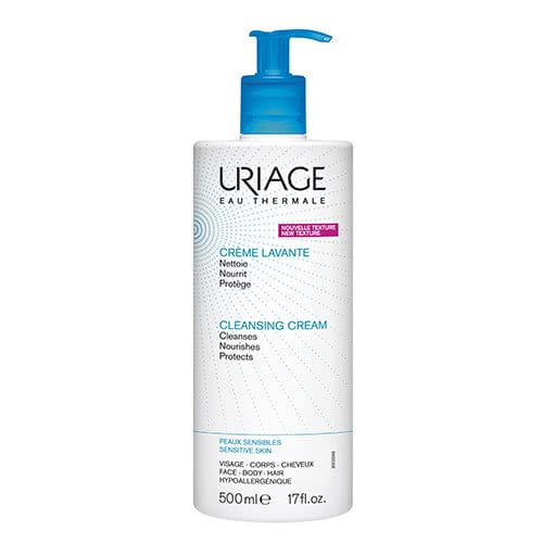 Uriage Creme Lavante Cleansing and Nourishing Cream