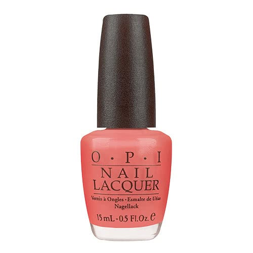 OPI Nail Lacquer - India Collection - Elephantastic Pink