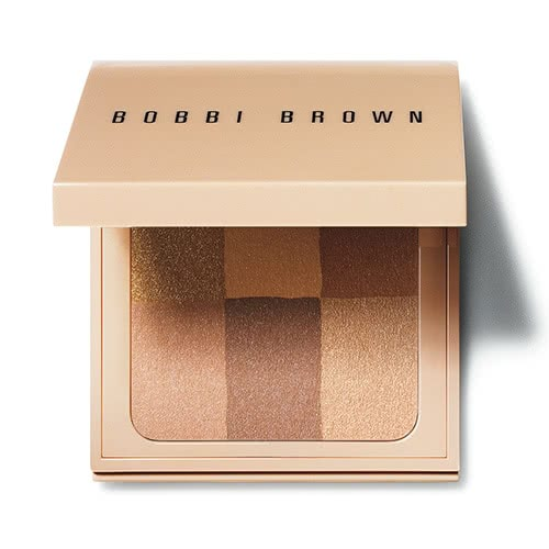 Bobbi Brown Nude Finish Illuminating Powder  Buff   by Bobbi Brown