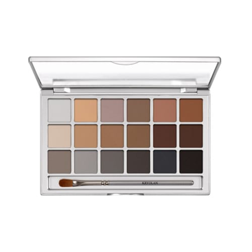 Kryolan 18 Eye Palette - V3 Natural by Kryolan