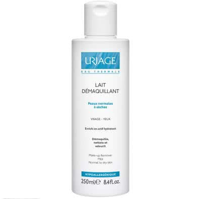 Uriage Lait Demaquillant Make-Up Remover Milk