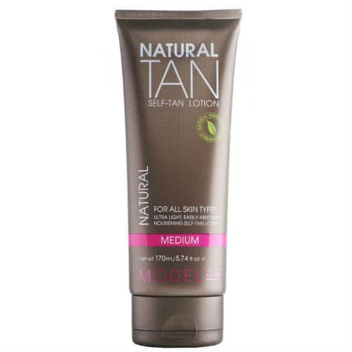 ModelCo Natural Self-Tan Lotion - Medium by ModelCo