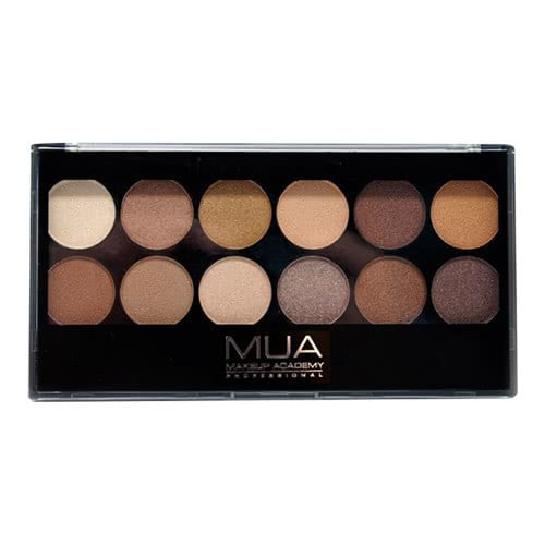 MUA Heaven and Earth Palette by MUA Make Up Academy