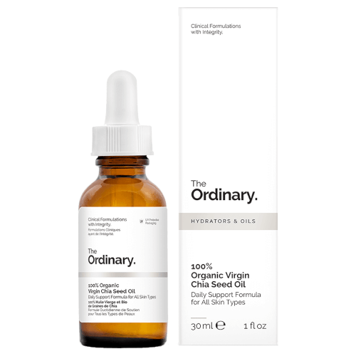 The Ordinary 100% Organic Virgin Chia Seed Oil 30ml by The Ordinary