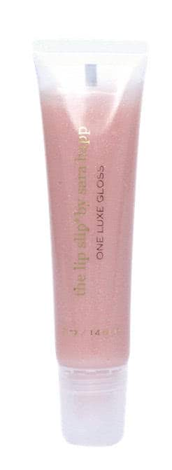 The Lip Slip by Sara Happ One Luxe Gloss Tube