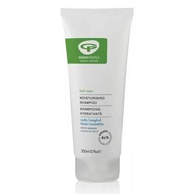 Green People Moisturising Shampoo - Curly/Tangled Hair