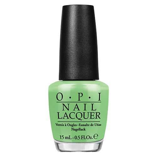 OPI Neon Nail Polish Collection You Are So Outta Lime!  by OPI color You Are So Outta Lime!