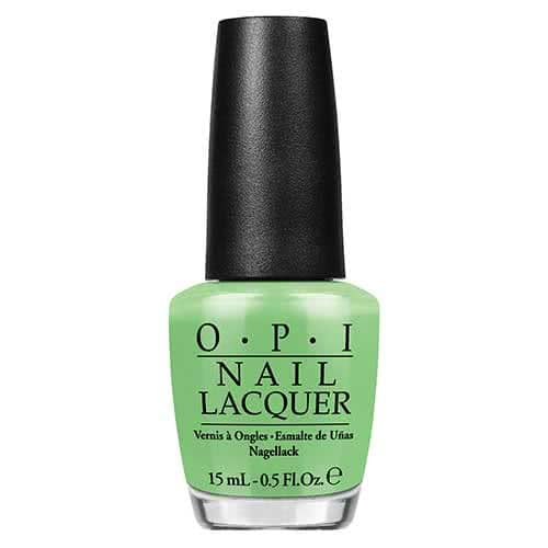 OPI Neon Nail Polish Collection You Are So Outta Lime!  by OPI