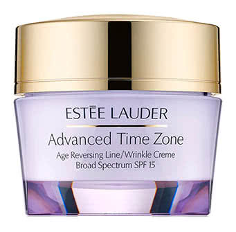 Estée Lauder Advanced Time Zone Age Reversing Line/Wrinkle Creme SPF 15 Normal/Combination 50ml by Estée Lauder