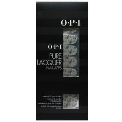 OPI Pure Lacquer Nail Apps - Skyfall Collection-Shaken Not Stirred