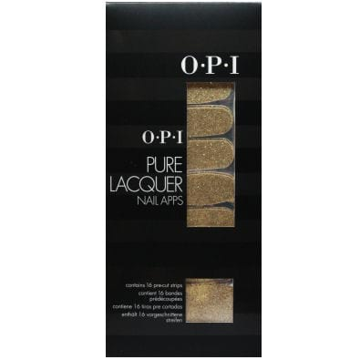 OPI Pure Lacquer Nail Apps - Skyfall Collection-Positively Shocking