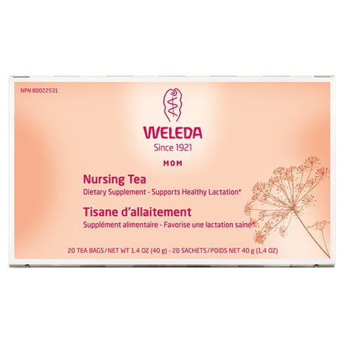 Weleda Organic Nursing Tea by Weleda