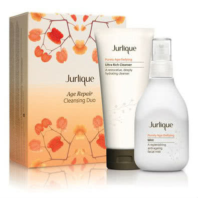 Jurlique Cleansing Duo - Age Repair