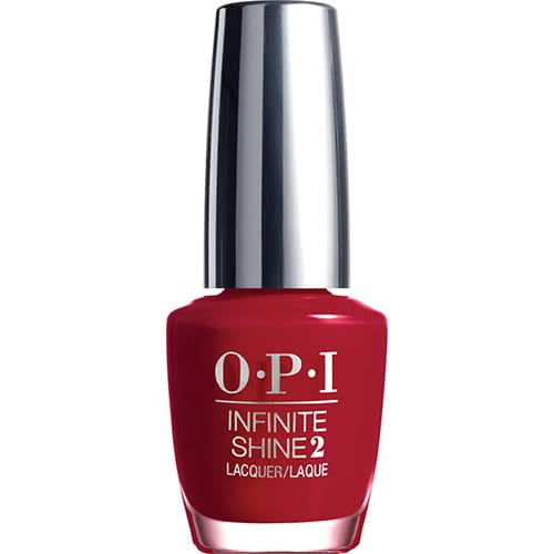 OPI Infinite Nail Polish - Relentless Ruby by OPI color Relentless Ruby