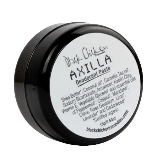 Black Chicken Remedies Axilla Deodorant Paste Mini