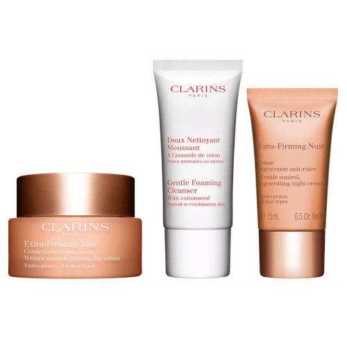 Clarins Extra-Firming Expertise Skin Trio Set by Clarins