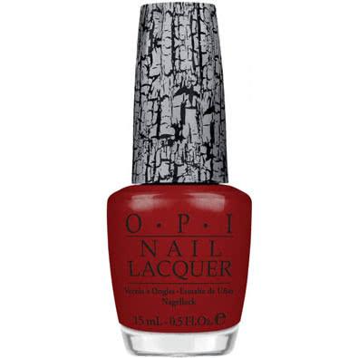 OPI Shatter-Red Shatter