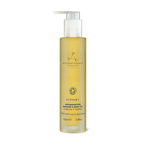 Aromatherapy Associates Support Supersensitive Massage & Body Oil by Aromatherapy Associates