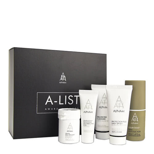 Alpha-H A-List Kit