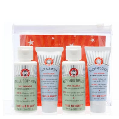 First Aid Beauty Essentials Kit