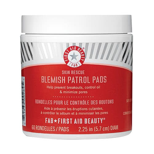 First Aid Beauty Skin Rescue Blemish Control Pads
