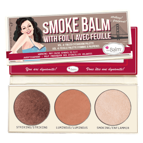 theBalm Smoke Balm with Foil by theBalm
