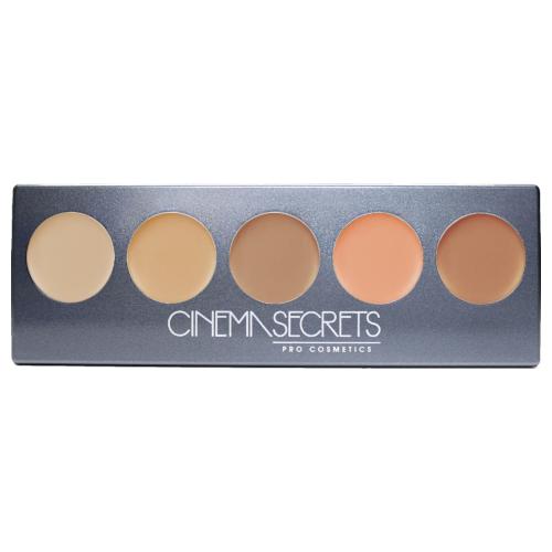 Cinema Secrets Ultimate Corrector 5-in-1 Pro Palette